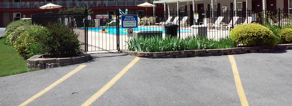 Poolside Motel | Wellsboro, PA | Sherwood Motel Inc