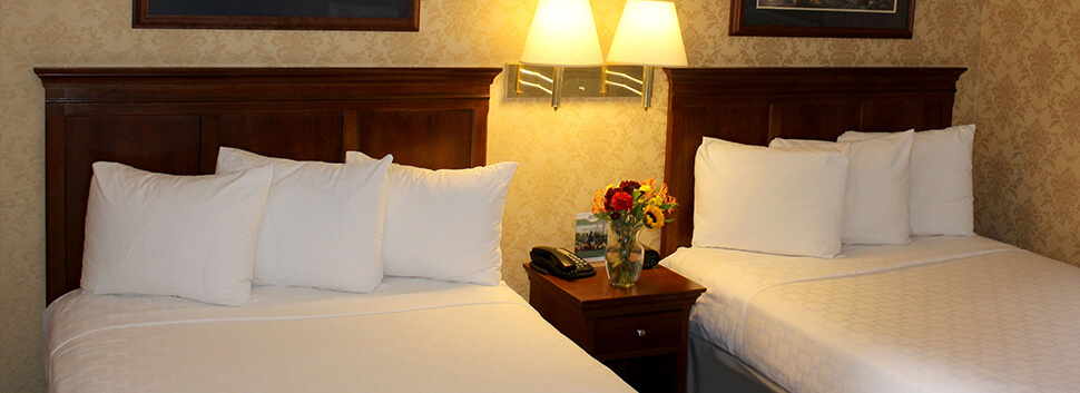 Sherwood Motel Inc | Rooms | Wellsboro, PA